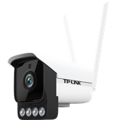 TL-IPC536H-A4-W20 H.265 300万人员警戒无线网络摄像机