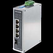 TL-SG2105P工业级 工业以太网PoE交换机