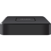 TL-NVR6104C-4PX H.265 PoE网络硬盘录像机(4PoE端口/6路/单盘位)