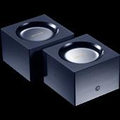 TL-XDR1850易展版套装  AX1800双频千兆Wi-Fi6无线路由器套装  AX1800+AX1800