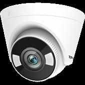 TL-IPC445H-A2.8 400万星光全彩警戒网络摄像机