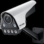 TL-IPC546FP-W4 400万PoE筒型双光全彩网络摄像机