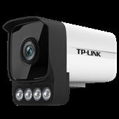 TL-IPC544HP-W4 H.265+ 400万PoE智能全彩网络摄像机