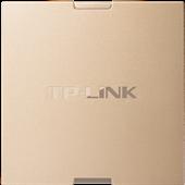 TL-XAP1800GI-PoE香槟金 AX1800双频千兆Wi-Fi6无线面板式AP
