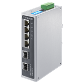 TL-SG2206R工业级 环网Web网管工业以太网交换机