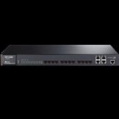 TL-SG5412F 12SFP全千兆二层全网管交换机