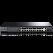 TL-SL1226PE 24FE+2GE非网管PoE交换机