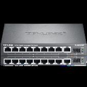 TL-SG1210P 全千兆以太网PoE交换机