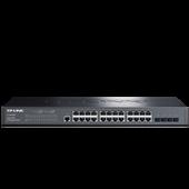 TL-SG3428 24GE+4SFP全千兆网管交换机