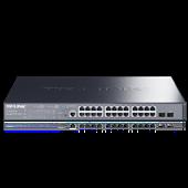 TL-SG3226PE 24GE(PoE)+2SFP全千兆网管PoE交换机