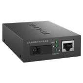TL-FC111A-40 40公里百兆单模单纤光纤收发器