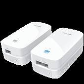 TL-H610R&TL-H610E HyFi智能无线套装