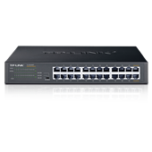 TL-SG1024T T系列24口全千兆非网管交换机