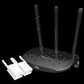 TL-H39RD&TL-H29EA(1+2套装) 450M HyFi智能无线套装