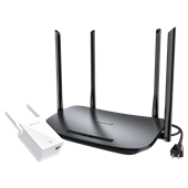 TL-H69RD&TL-H29EA AC900双频HyFi智能无线套装