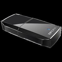 TL-WN823N 300M迷你型无线USB网卡性能优异,插上电脑即可WiFi共享,一物两用。