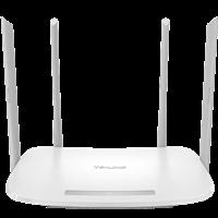 TL-WDR5600 11AC双频无线路由器更畅通的双频信号,更简便的设置界面
