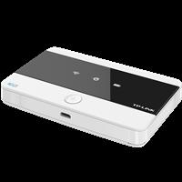 TL-TR961 2500移动版 4G便携无线路由器•移动版4G变Wi-Fi,高速随身带