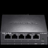 TL-SG1005D 5口全千兆非网管交换机全千兆非网管交换机,提供5个RJ45端口,即插即用