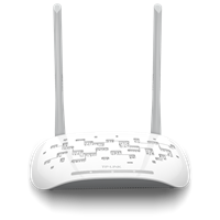 TL-AP300D 300M无线桌面式AP即插即用、胖瘦一体,支持TP-LINK的AC控制器集中管理