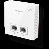 TL-AP300I-DC 300M无线面板式AP适用于酒店房间、学校宿舍等房间密集型环境