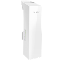 TL-CPE210 2.4GHz 300M 9dBi 室外无线CPE2.4GHz频段高速300M,内置9dBi高增益双极天线