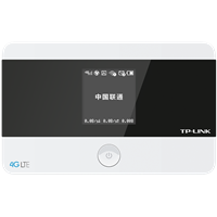 TL-TR961 2500L 4G便携无线路由器4G全制式,小巧更便携!