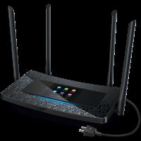 TL-H69RT 触屏HyFi无线路由器会点屏幕就会设,有电的地方就有Wi-Fi