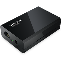 TL-POE160R 标准PoE分离器最大传输距离可达100m,拓展传统电力线网络