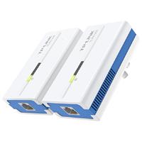 TL-PA1200套装  1200M电力线适配器电线变网线,有插座的地方就有网络。iPTV组网利器。