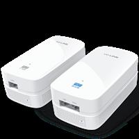 TL-H69R&TL-H69ES AC900双频HyFi智能无线套装双频+HyFi,创新性的无线扩展!