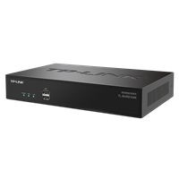 TL-NVR5104K 4路网络硬盘录像机全高清监控录像,智能安防昼夜守候