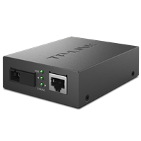 TL-FC111A 百兆单模单纤光纤收发器 1SC+1FE单模单纤传输,最长传输距离可达20km