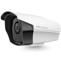 TL-IPC315P-6 130万像素筒型PoE红外网络摄像机130万像素,日夜监控