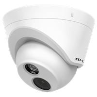 TL-IPC203P-6 100万像素PoE红外网络摄像机美观专业,高清监控
