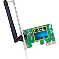 TL-WN781N 150M无线PCI-E网卡