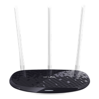 TL-WR886N千兆版 450M千兆无线路由器450M 3天线,千兆端口,用高速带动精彩生活