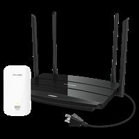 全家通路由R200套装 R200套装告别选择困难症,按照入户带宽选路由!入户带宽200M适用
