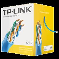 TL-EC600-305(蓝) 六类非屏蔽网络工程线  蓝色 305米/箱用做网络设备的技术深度做布线,用超国际标准的企业标准定质量