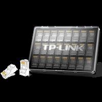 TL-EH5e01-24 超五类非屏蔽网络水晶头 24个精品装用做网络设备的技术深度做布线,用超国际标准的企业标准定质量