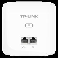 TL-AP300I-PoE 薄款 300M无线面板式AP一个AC,统一管理所有AP, 即插即用
