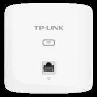 TL-AP450I-PoE 薄款 450M无线面板式AP适用于酒店、宿舍等密集型环境
