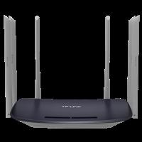 TL-WDR7400千兆版 AC2100双频千兆无线路由器至强5G,酣畅游戏;千兆端口,光纤适用