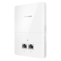 TL-AP1300I-PoE AC1350双频无线面板式AP2.4G/5G 双频并发,无线速率高达1317Mbps