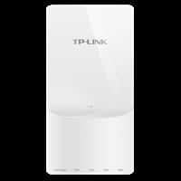 TL-AP1308GI-PoE AC1350双频千兆无线面板式AP2.4G/5G 双频并发,无线速率高达1317Mbps