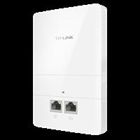 TL-AP1750I-PoE AC1750双频无线面板式AP2.4G/5G 双频并发,无线速率高达1750Mbps