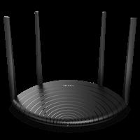 TL-WDR5660  AC1200双频无线路由器造型优雅,不凡性能,轻松解决信号难题