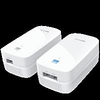TL-H610R&TL-H610E HyFi智能无线套装电线变网线,有电的地方就有Wi-Fi。