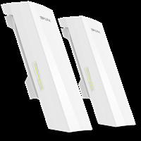 TL-S2-1KM摄像头端&TL-S2-1KM录像机端  监控专用无线网桥套装(1公里)300M无线,出厂免设置;专业室外壳体设计,适应各种恶劣环境