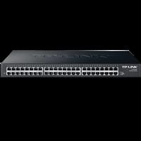 TL-SG1048 48口全千兆非网管交换机全千兆非网管交换机,提供48个RJ45端口